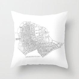 Greenpoint Throw Pillow