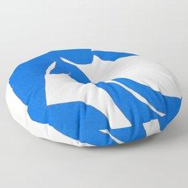Henri Matisse Blue Nude Floor Pillow