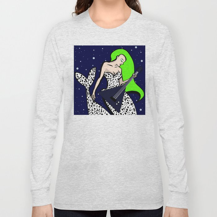 Space Jammin' Long Sleeve T-shirt