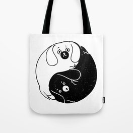The Tao of  Dachshund Tote Bag