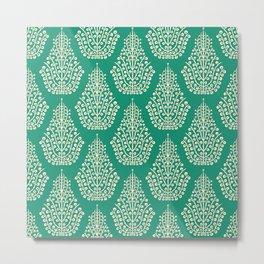 SPIRIT jade cream Metal Print