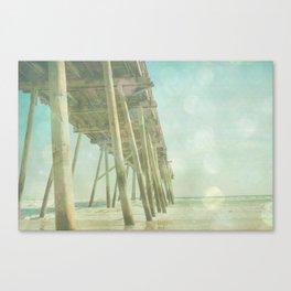 Pier 1 Canvas Print