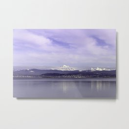 Bellingham from afar Metal Print