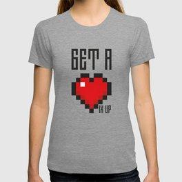 PAUSE – Get a Life T-shirt