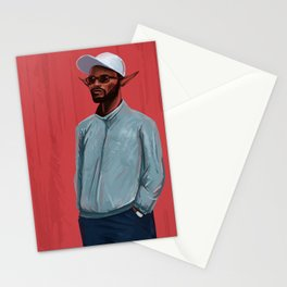 Elfish Fashion Stationery Cards