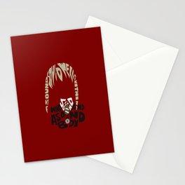 maka albarn soul eater Stationery Cards