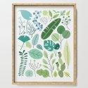 Botanical Chart by luispatino