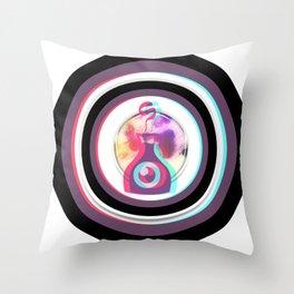 The secret ingredient 3D (EIS) Throw Pillow