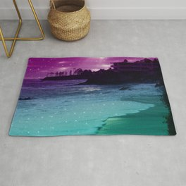 counting stars Rug