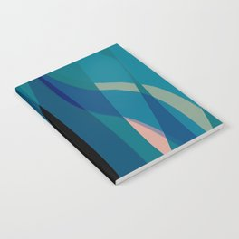 abstract tulips Notebook