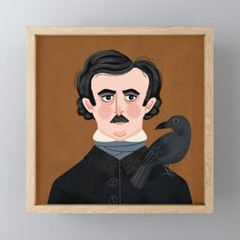 Nevermore Framed Mini Art Print