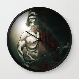 The 5th Invictus Wall Clock