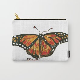 fu butterfly Carry-All Pouch