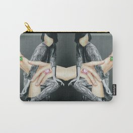 entangled Carry-All Pouch