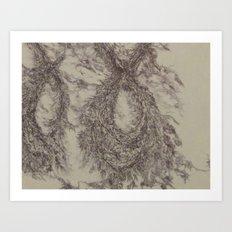 Yael-Base Linkage3 Art Print