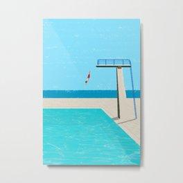 pool-4 Metal Print