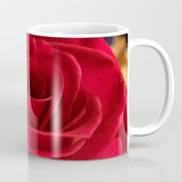 grace Mugs featuring Grace by DesignsByMarly