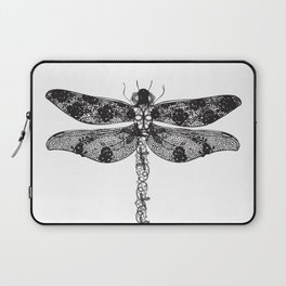 Lace dragonfly Laptop Sleeve