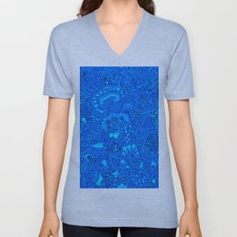 Jaw-dropper Unisex V-Neck
