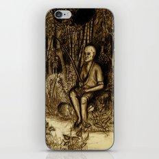 Mud Man iPhone & iPod Skin