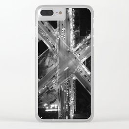 Star of Logan Clear iPhone Case