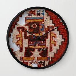 Tapestry Wall Clock