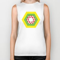 tour de france Biker Tanks featuring Tour de France Jerseys by Pedlin