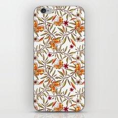 Tropical summer iPhone & iPod Skin