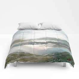 Close to the Edge Comforters