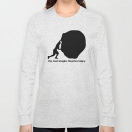 Camus - Sisyphus Long Sleeve T-shirt