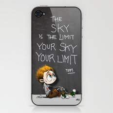 Your sky is your Limit iPhone & iPod Skin
