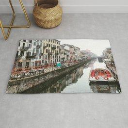 Milano Navigli - Italy Rug