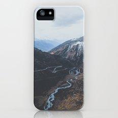Switzerland iPhone SE Slim Case