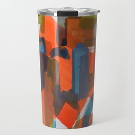 Abstract still life 2 Travel Mug
