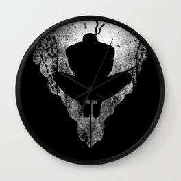 Ninja Slice V2 Wall Clock