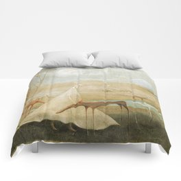 Finding Solace Comforters