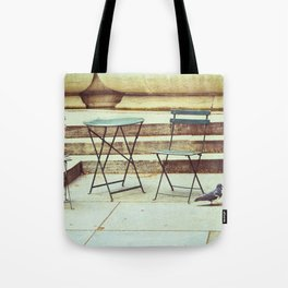 In Search Of Tote Bag