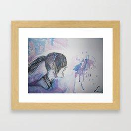 Rebellion Framed Art Print