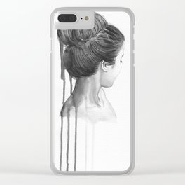Sensual Clear iPhone Case
