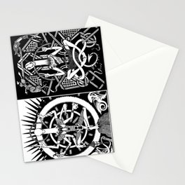 Deities Stationery Cards