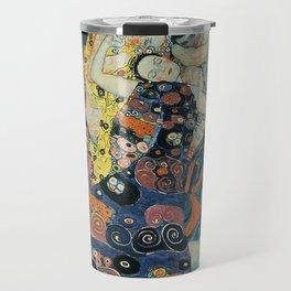 Klimt -The Maiden Travel Mug