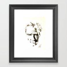 Mustafa Kemal ATATURK  Framed Art Print