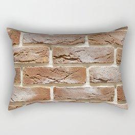 Brick wall texture Rectangular Pillow