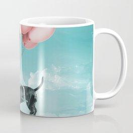 Dachshund Drift Coffee Mug