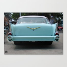 Rearview Canvas Print