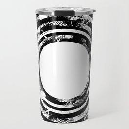 'UNTITLED #08' Travel Mug
