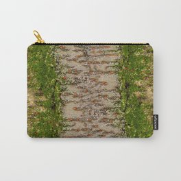 Japanese cherry tree bark natural pattern Carry-All Pouch