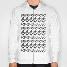 Rows of Flowers Hoody