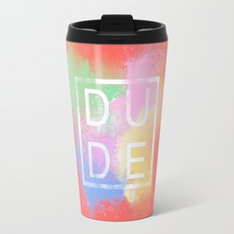 Dude Travel Mug