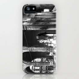 Illuminismo Di Pietra - Loggia iPhone Case